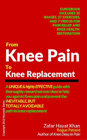 From Knee Pain To Knee Replacement