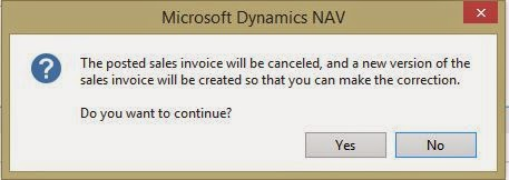 dynamics nav how to know if invoice paid