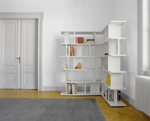 Atractivo Librero Blanco para el Sal243n o Living Room  : AtractivoLibreroBlancoparaelSaloCC81noLivingRoom1 from lasalaycomedorr.blogspot.com size 524 x 425 jpeg 110kB
