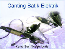 Canting Batik Elektronik