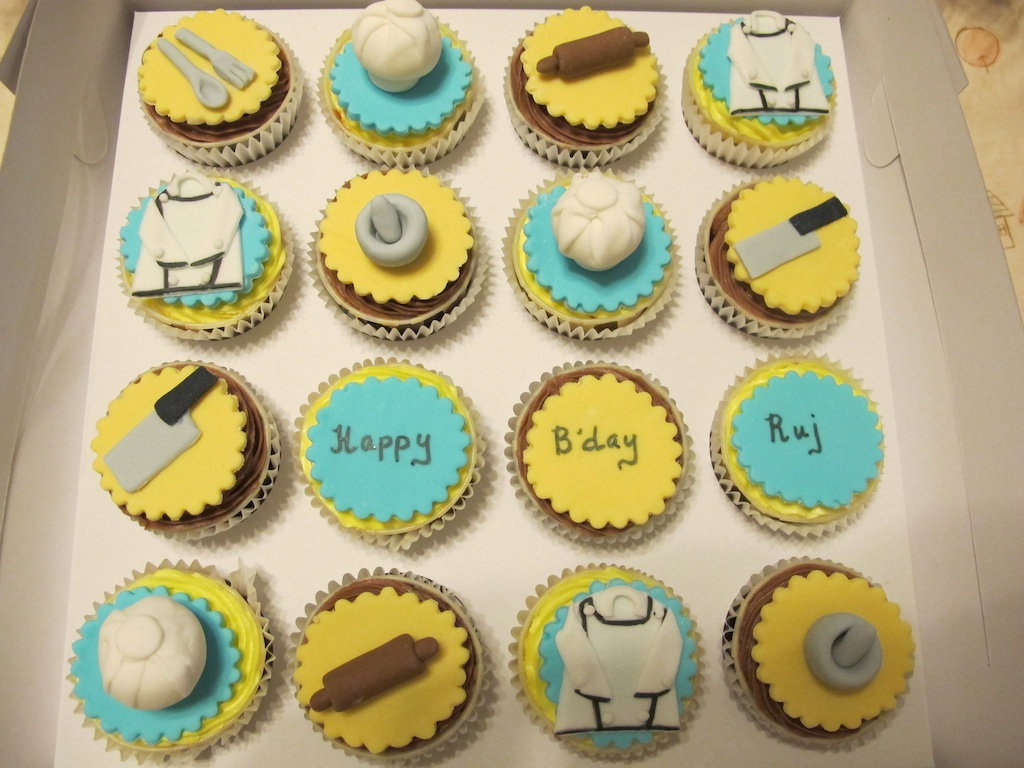 Cupcake Themed Cakes