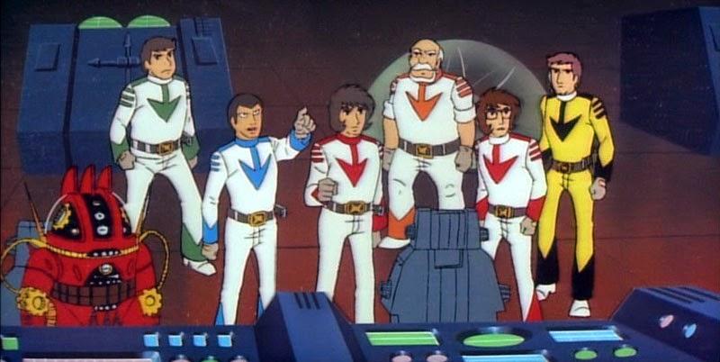 List of Star Blazers episodes - Wikipedia