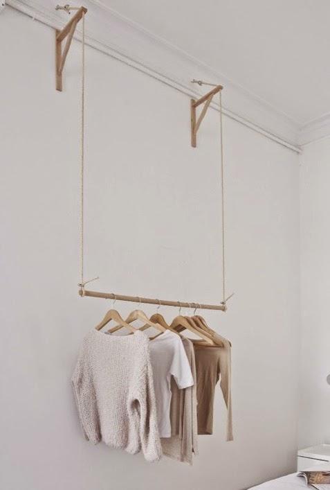 El blog de nim hazlo tu mismo burro para la ropa - Burro para colgar ropa ...