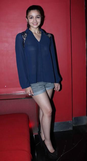 Alia Bhatt at Murder 3 Movie Special Screening Murder-3-Movie-Special-Screening-19