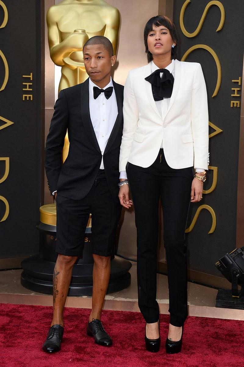 Pharrell Williams - Oscars 2014