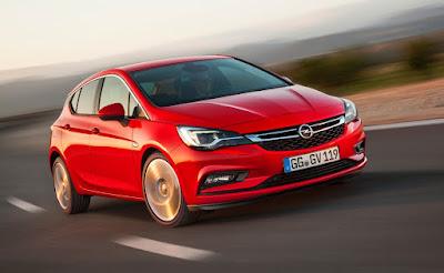 Αλουμινένιος, τετρακύλινδρος βενζινοκινητήρας τελευταίας γενιάς στο νέο Opel Astra