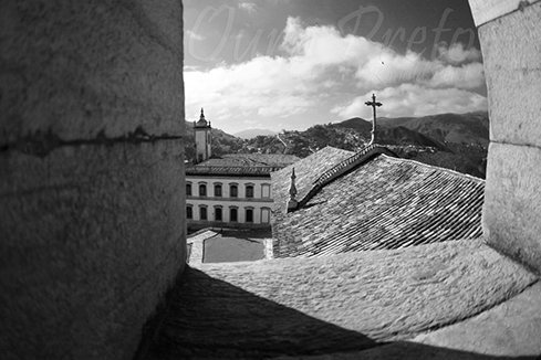 Ouro Preto - view from the tower