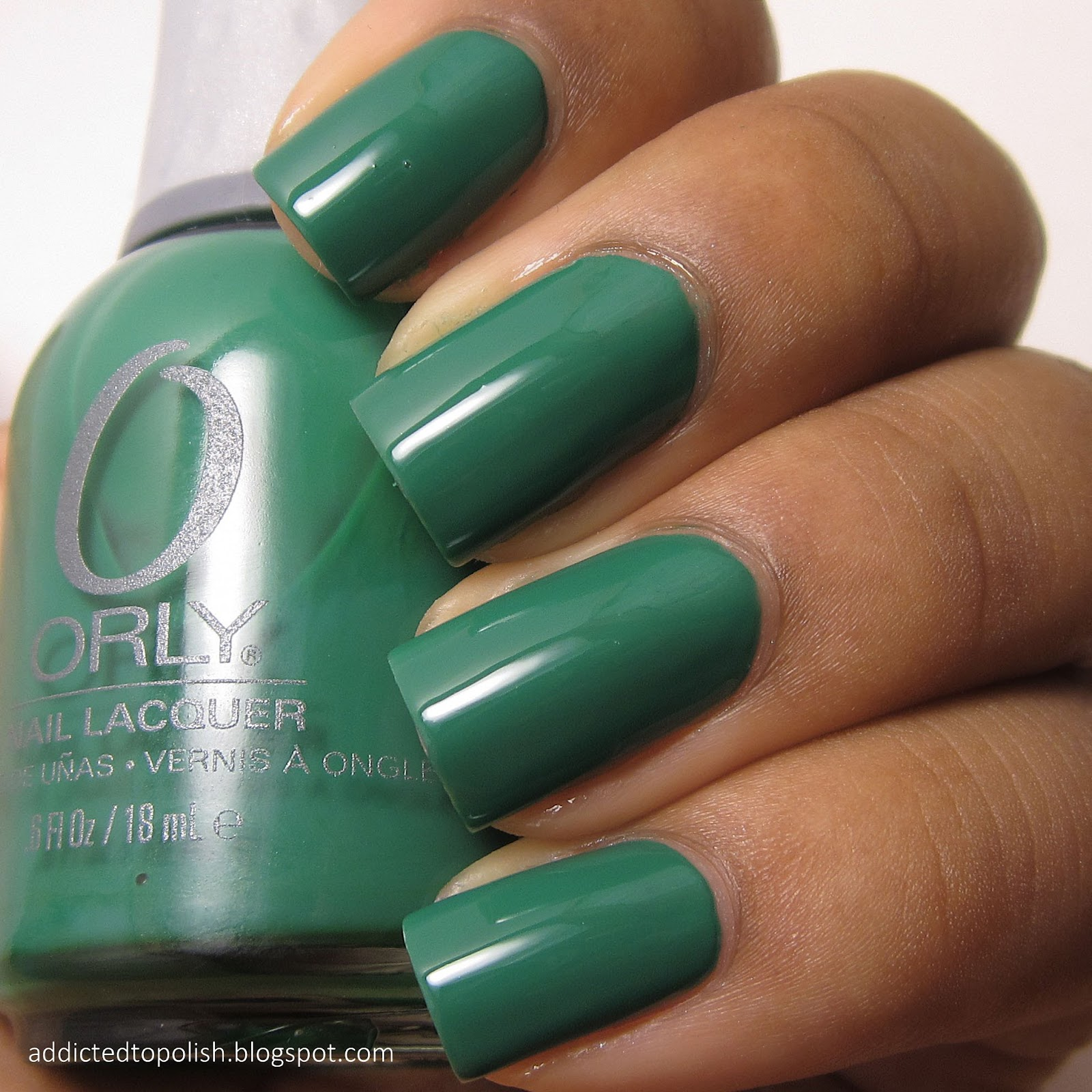 Orly-Lucky-Duck-Nail-Polish