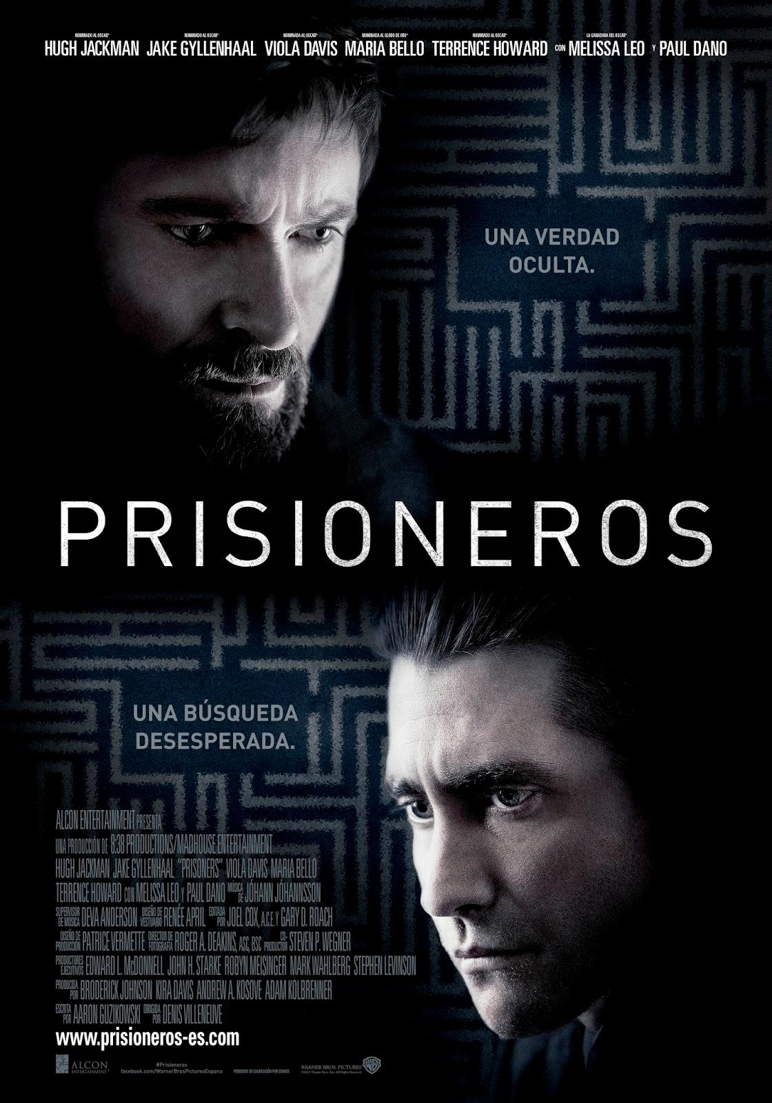 Prisoners prisioneros 2013 pelicula hd online