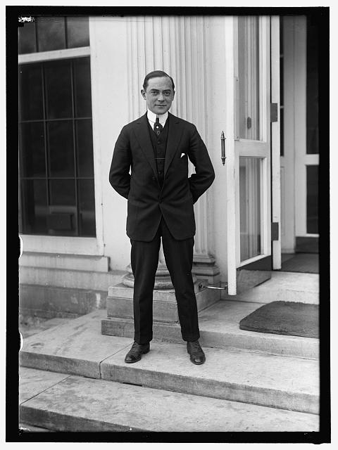 THOMAS J. CALLAGHAN, U.S. SECRET SERVICE, 1914