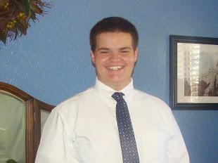 Elder Zach Lamoreaux