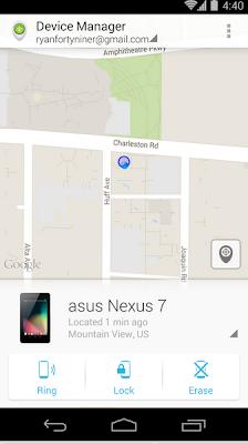 android telefonum çalındı