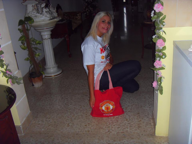 Manchester United bags