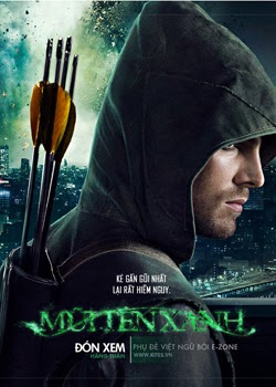 Arrow Season 2 2013 poster