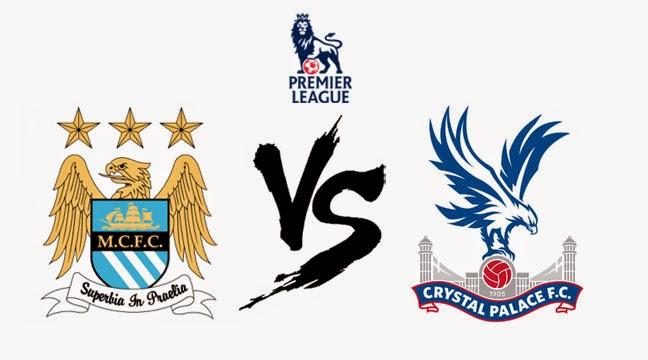 Poker Online : Prediksi Skor Manchester City vs Crystal Palace 20 Desember 2014