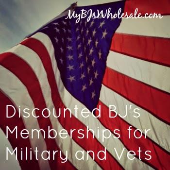 Reduced BJ's Memberships