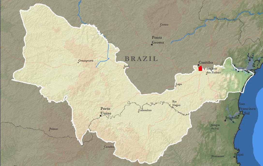 Brazil Curitiba South Mission