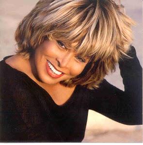 Tina Turner... A diva.