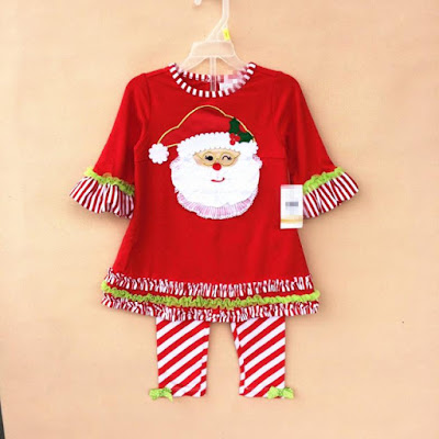 merry christmas outfits for kids