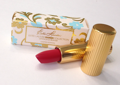 Estée Lauder Mad Men Collection lipstick cherry