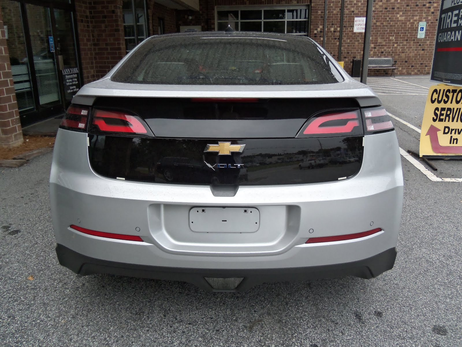 Vann York Chevrolet Buick Gmc Cadillac The Chevy Volt Is