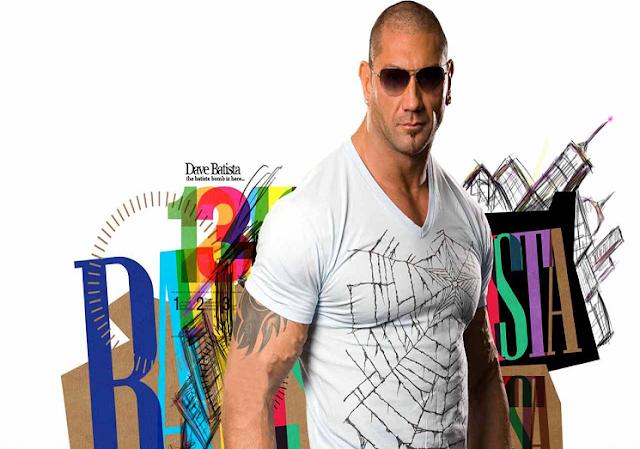 Dave Batista Hd Free Wallpapers