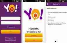 """Yo!: aplicación que solo sirve para decir """"Yo"""" en iOS y Android, ya recibió 1 millón de dólares de inversión"""