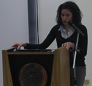 Antropóloga Sherina Feliciano-Santos