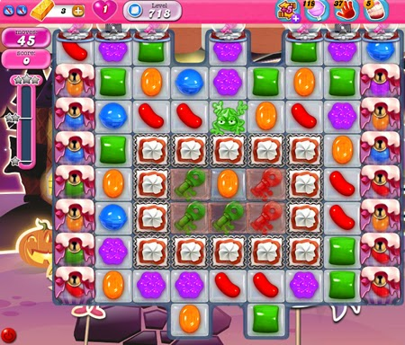 Candy Crush Saga 718