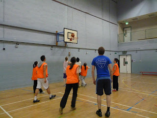 socialympics, basketball, hendon leisure