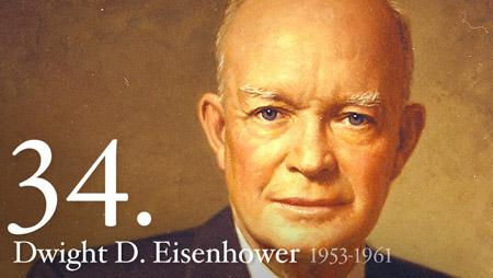 DWIGHT D. EISENHOWER 1953-1961