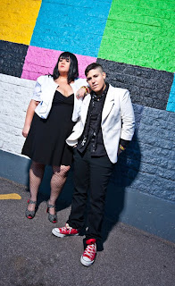 God-Des & She: Brooklyn Soul/Hip-Hop Duo Plays Public Assembly on May 10th