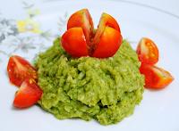 Purê de Brócolis (vegana)