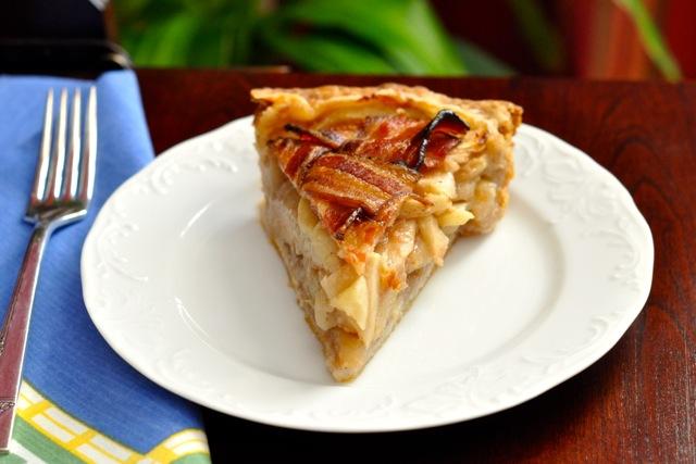 BaconApple Pie