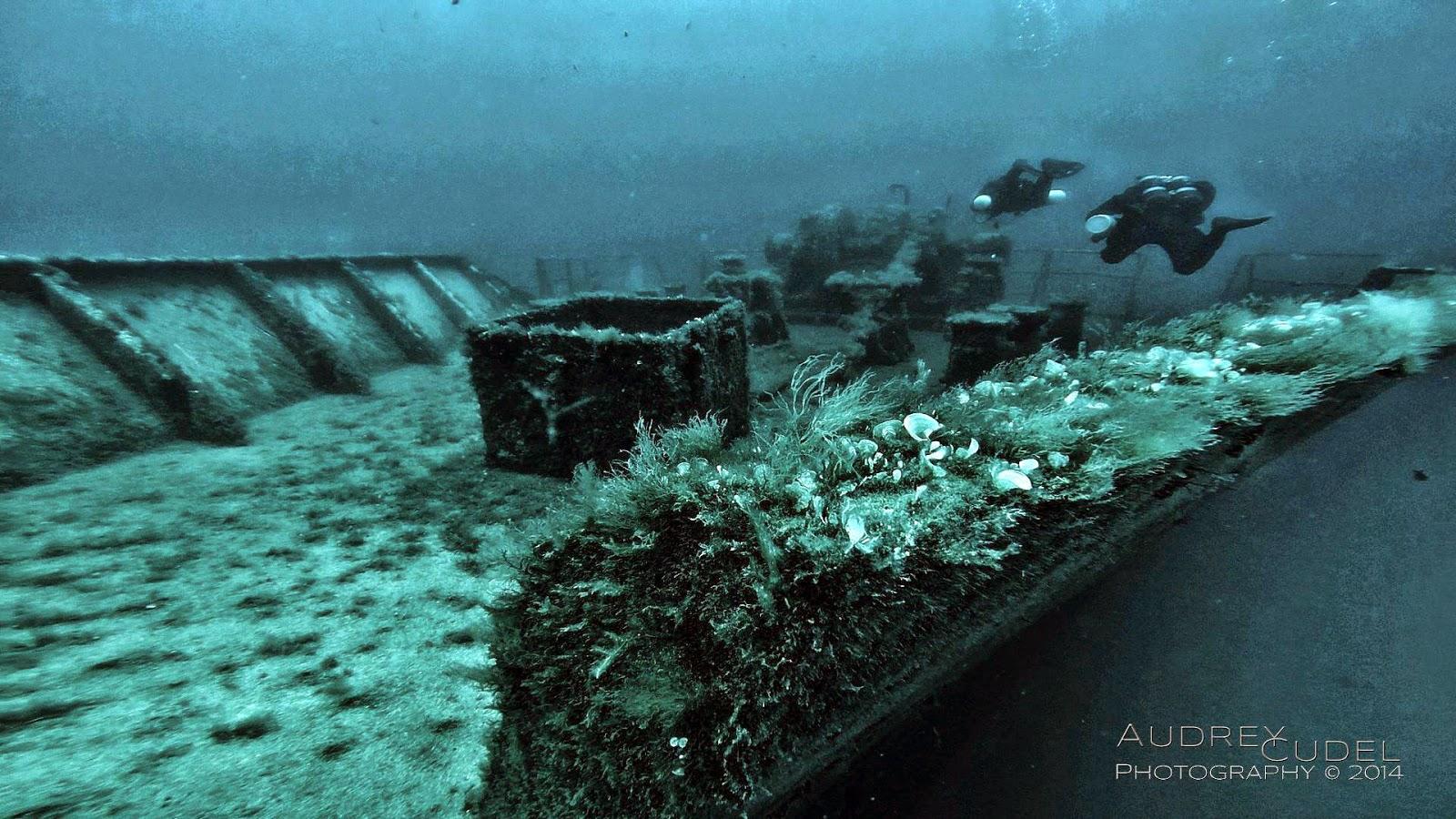 Gozo malta technical diving um el farud wreck malta gozo for Gozo dive centres