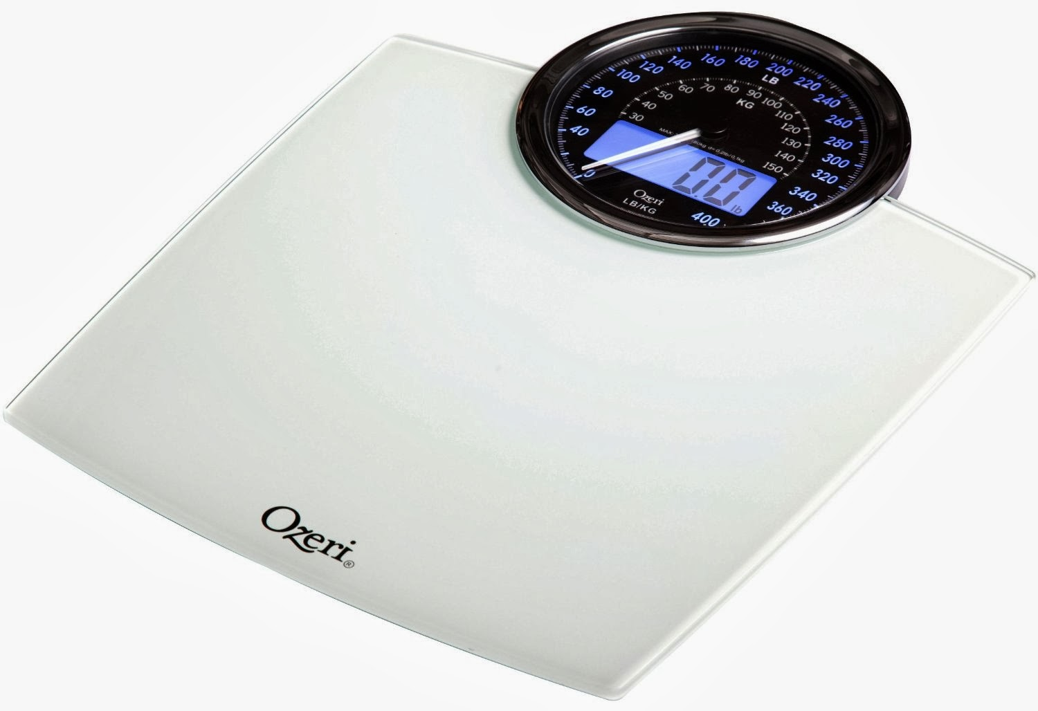 Ozeri Digital Bathroom Scale