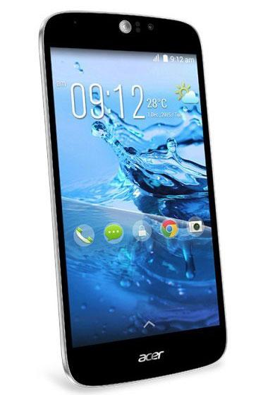 Acer Liquid Jade Z, Smartphone LTE Berdisain Premium Ekstra Ringan