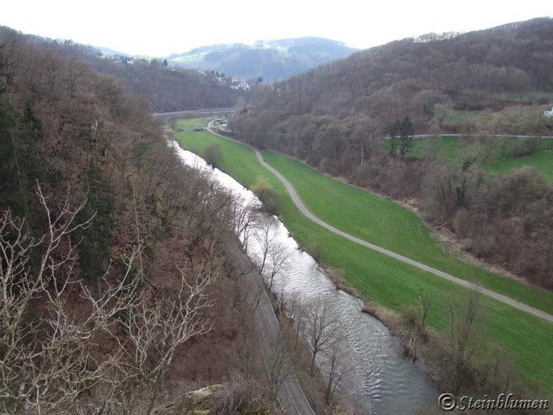Ausblick Wiedtal im Westerwald