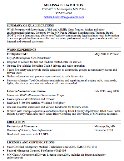 Chronological versus Functional Resumes: Which One Should I Use?