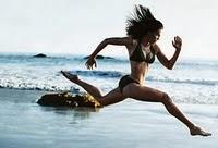 Barefoot Sprinter