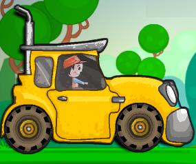 Tony Traktör Oyunu
