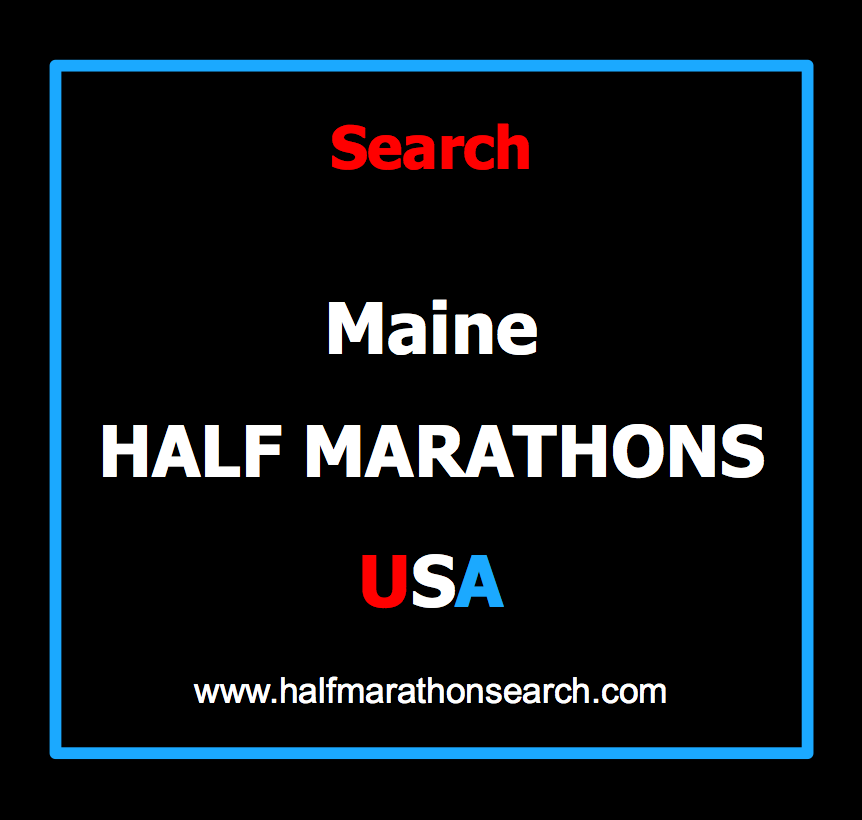 Maine Half Marathons