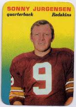 Sonny Jurgensen - Redskins