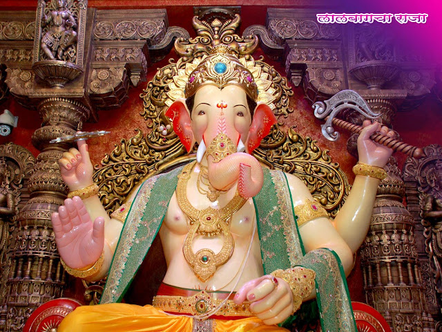 Lalbaugcha Raja | Ganpati Lalbaugcha Still,Photo,Image,Wallpaper,Picture