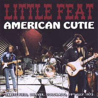 Little Feat - American Cutie 2012