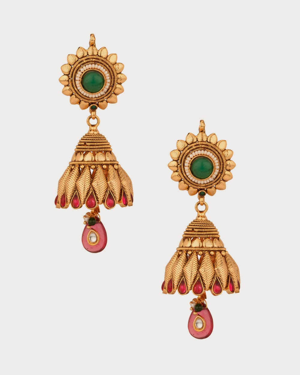 Popular Latest Jewelry Earrings Designs For Girls 201314  Fashion Of Indian