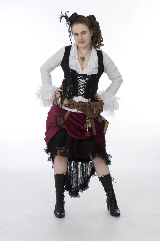 EPBOT: The Search for a Steampunk Prom Dress