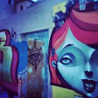 5 Shot Challenge: Urban & Street Art.