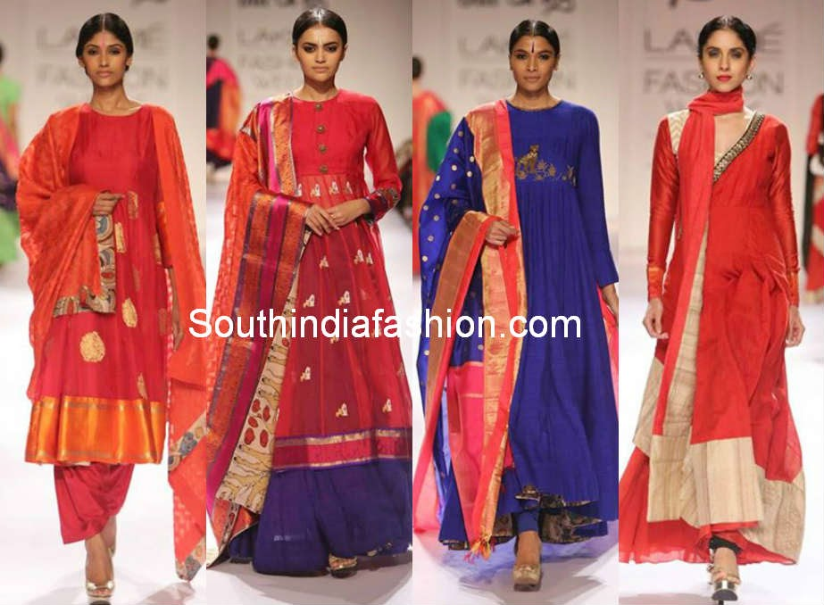 lakme fashion week winter festive 2014 gaurang shah
