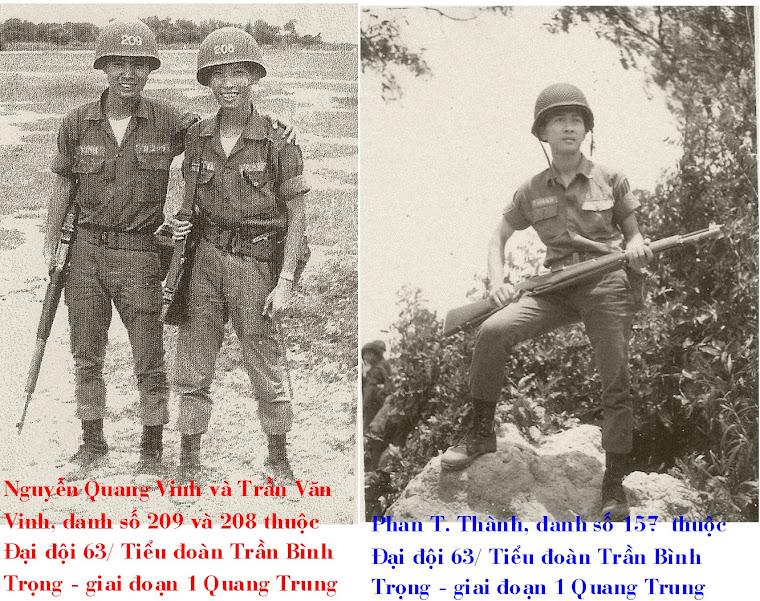 Hình Ảnh Khóa 6/68 xưa